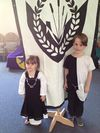 Kids at Investiture 2015