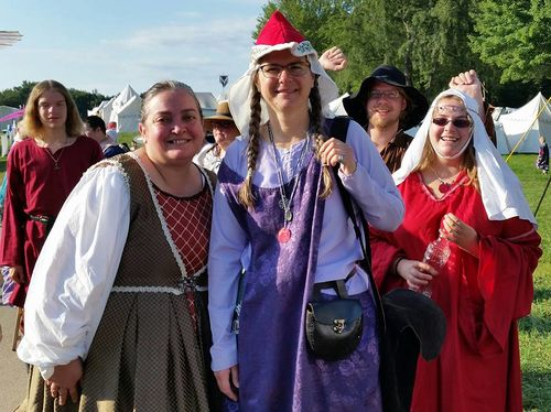 Pennsic Opening Ceremonies